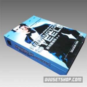 Remington Steele Seasons 1-5 DVD Boxset