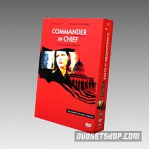 Commander In Chief Season 1 DVD Boxset