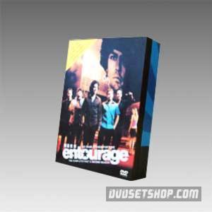 Entourage Seasons 1-3 DVD Boxset