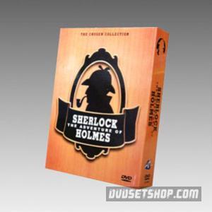 Sherlock Holmes Complete Series DVD Boxset