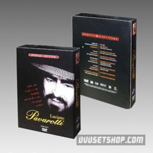 Luciano Pavarotti Collection DVD Boxset