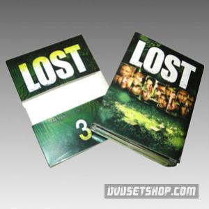 Lost Season 3 DVD Boxset