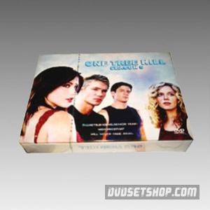 One Tree Hill Season 5 DVD Boxset