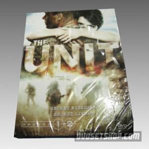 The Unit Seasons 1-2 DVD Boxset