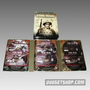 The War Season 1 DVD Boxset