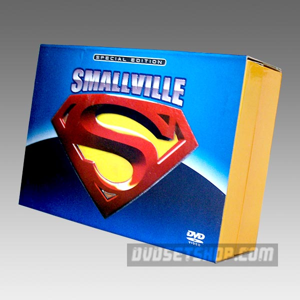 Smallville Seasons 1-7 DVD Boxset