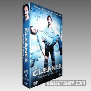 The Cleaner Season 1 DVD Boxset