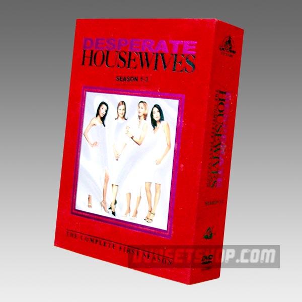 Desperate Housewives Seasons 1-3 DVD Boxset