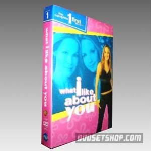 What I Like About You Season 1 DVD Boxset