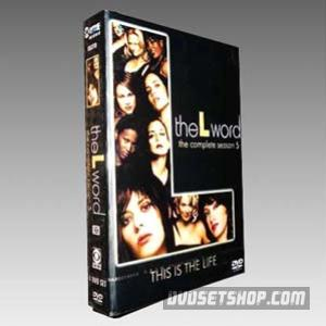 The L Word  Season 5 DVD Boxset