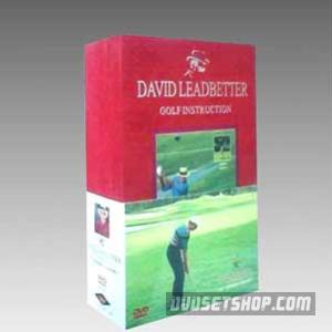 David Leadbetter's Golf Collection Series DVD Boxset