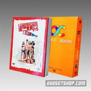 Christmas Sale - The O.C&American Pie DVD Boxset