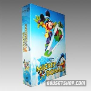 Mickey and Donald Compelte TV Series DVD Boxset