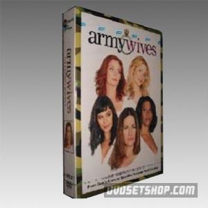 Army Wives Season 2 DVD Boxset