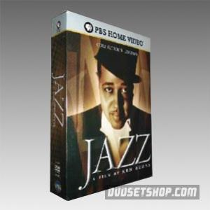 Jazz - A Film by Ken Burns DVD Boxset