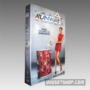 Project Runway Season 4 DVD Boxset