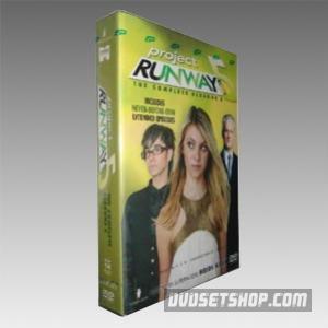 Project Runway Season 5 DVD Boxset