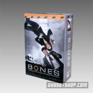 Bones Season 1-3 DVD Boxset