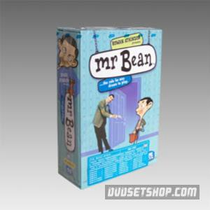 Mr. Bean Complete Series DVD Boxset