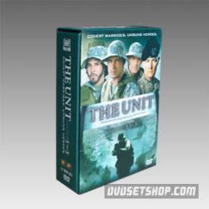 The Unit Seasons 1-3 DVD Boxset