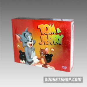 Tom&Jerry DVD Boxset