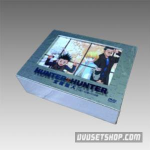 Hunter X Hunter Complete TV + OVA Episode DVD Boxset