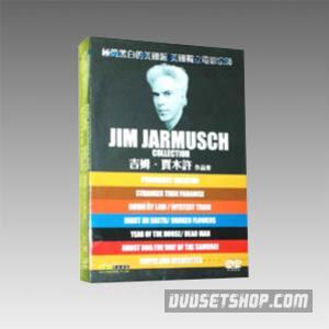 Jim Jarmusch 10 Movies DVD Boxset