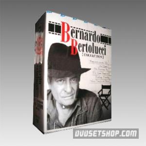 Bernardo Bertolucci Collection 21DVD Boxset