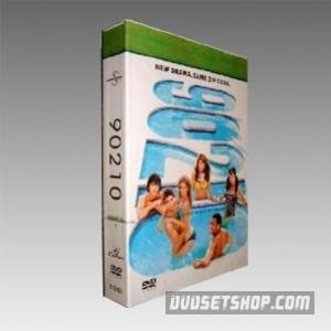 90210 Season 1 DVD Boxset