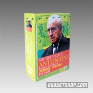Michelangelo Antonioni Ultimate Collection 21 DVD Boxset