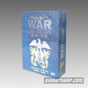 War and Remembrance DVD Boxset
