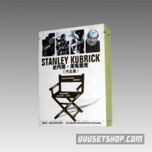 Stanley Kubrick Movie Collection 13 DVD Boxset