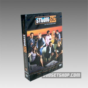 Studio 60 on the Sunset Strip Season 1 DVD Boxset