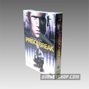 Prison Break Season 1 DVD Boxset