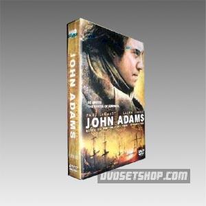 John Adams Complete Season 1 DVD Boxset