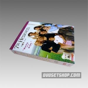 7th Heaven Complete Season 2 DVD Boxset