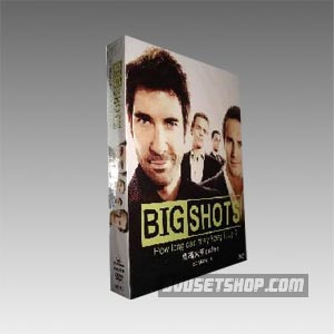 Big Shots Complete Season 1 DVD Boxset