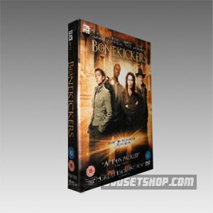 Bonekickers Complete Season 1 DVD Boxset
