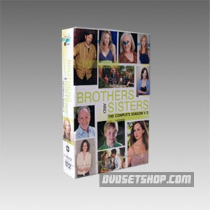 Brothers & Sisters Seasons 1-2 DVD Boxset