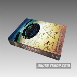 Survivor Fiji Complete Season 14 DVD Boxset