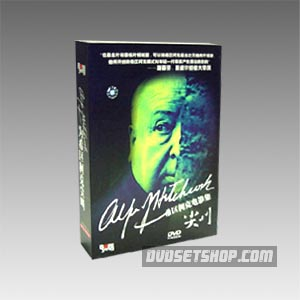The Alfred Hitchcock Complete 34 Movies Collection DVD Boxset