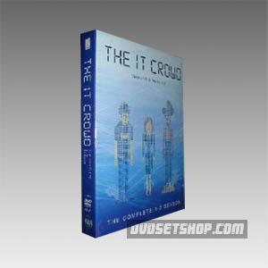 The IT Crowd Seasons 1-2 DVD Boxset