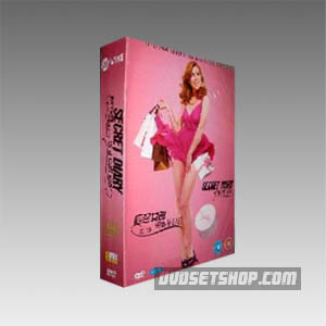 Secret Diary of a Call Girl Seasons 1-2 DVD Boxset