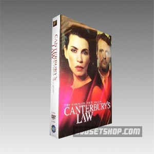 Canterbury's Law Season 1 DVD Boxset