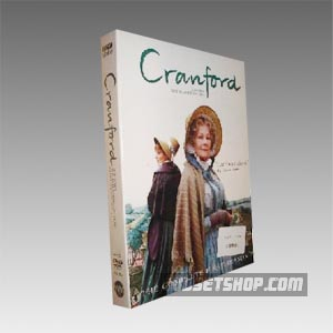Cranford Season 1 DVD Boxset