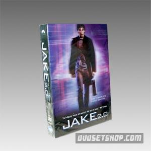 Jake 2.0 Season 1 DVD Boxset
