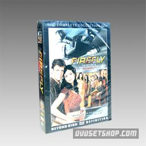 Firefly Season 1 DVD Boxset