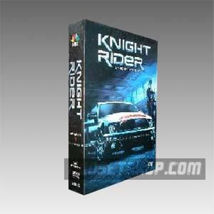 Knight Rider Season 1 DVD Boxset