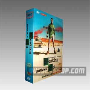 Breaking Bad Season 1 DVD Boxset
