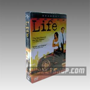 Life Season 1 DVD Boxset